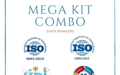 Mega Kit Combo ISO 9001 + ISO 14001 + Indicadores
