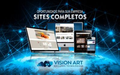 Site Exclusivo Institucional de Fácil Edição e E-mails Profissionais